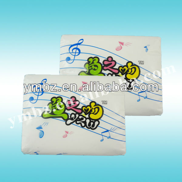 Soft handkerchiefs tissue packaging bags