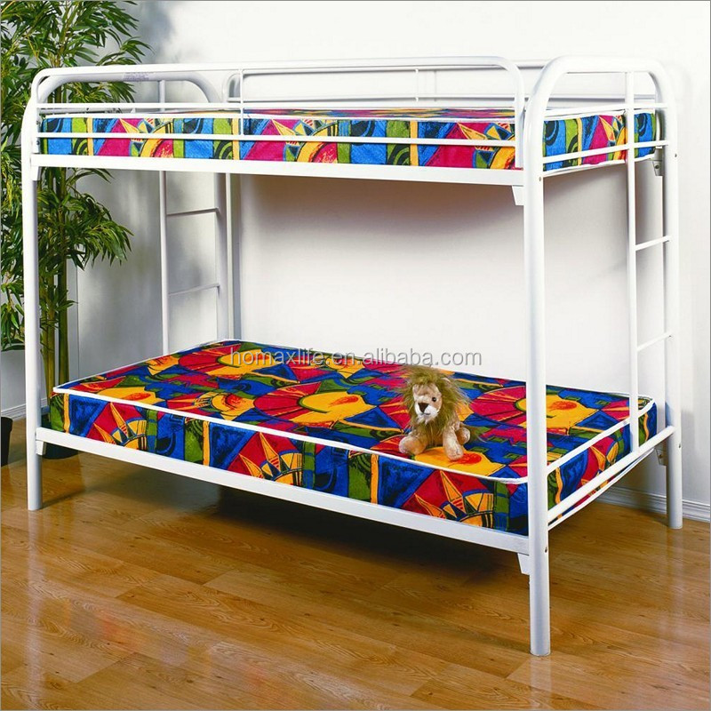 twin metal bunk bed for kids bedroom furniture kids colorful bunk beds