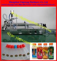 Excellent Semi-automatic piston honey filling pump machine