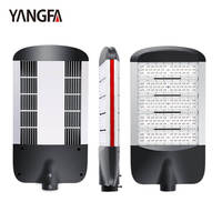 Aluminum ip65 waterproof smd outdoor road 200w led street light