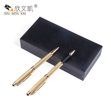 China Goods Wholesale Luxury High Quality Cheap Metal Ball Pen Gift Set