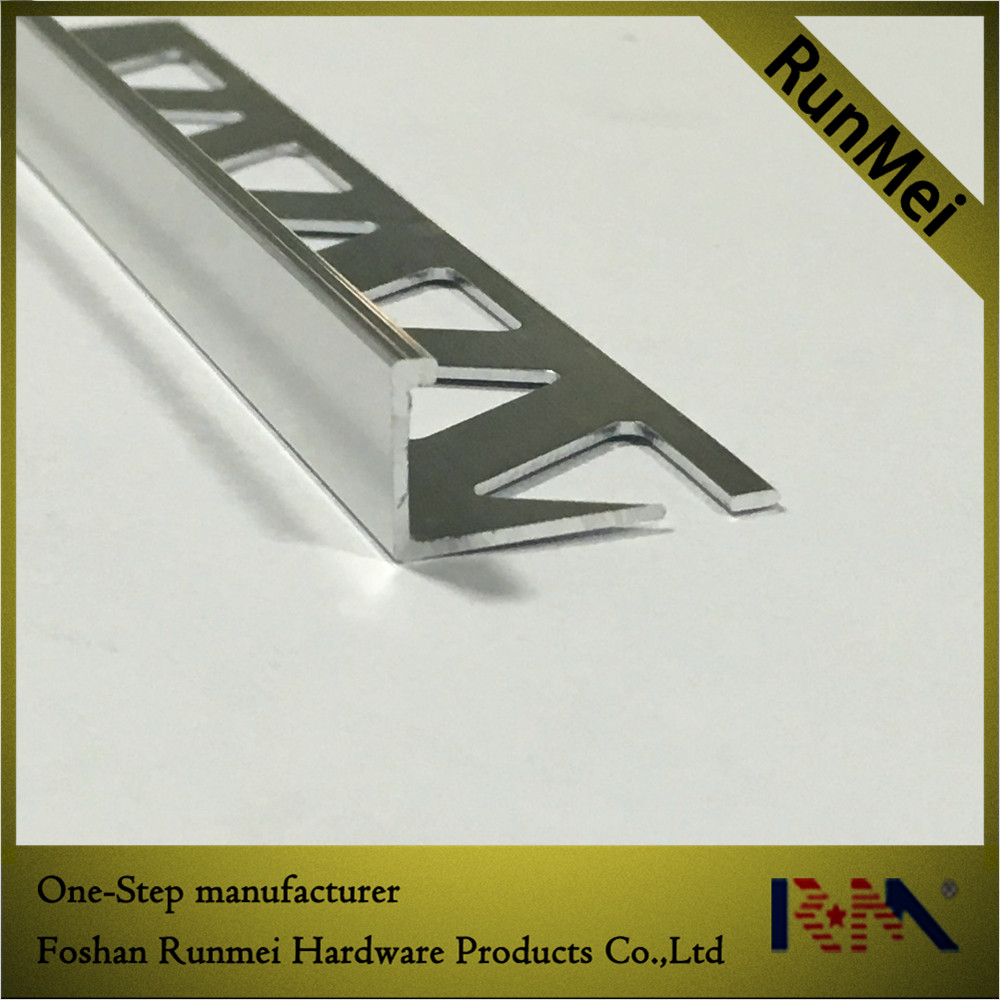 schluter ceramic tile trims metal corner edging