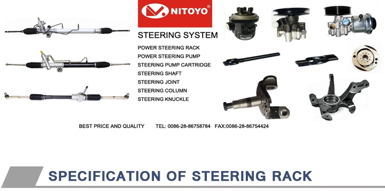 Mustang Used Parts >> Nitoyo Auto Parts Power Steering Gear Used For Ford Mustang 82 88 Oem E5sz3l547c Buy Steering Gear Steering Gear Used For Ford Power Steering Gear