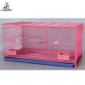 Wholesale Portable Foldable Bird Breeding Cage