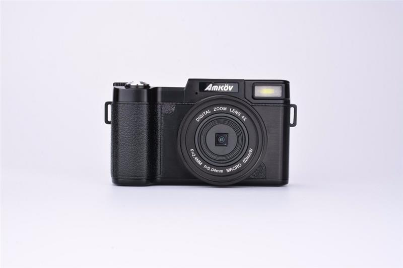 Original Amkov R2 camera 8MP CMOS sensor 24MP Photo 3 inch TFT LCD digital zoom FHD 1080P 15fps face detection 800mAh ph
