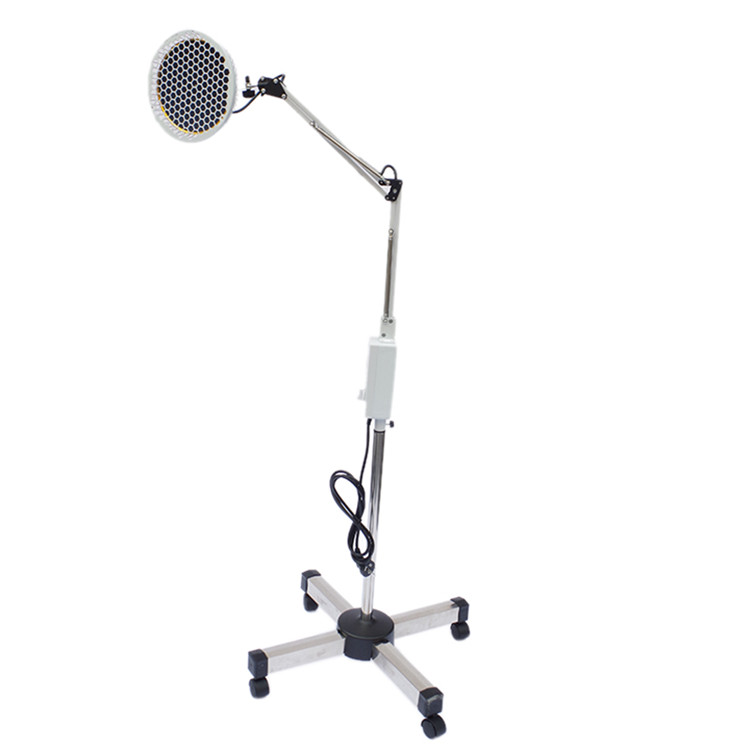 The Latest Vertical Type Bashan TDP Far Infrared Mineral Healing Lamp