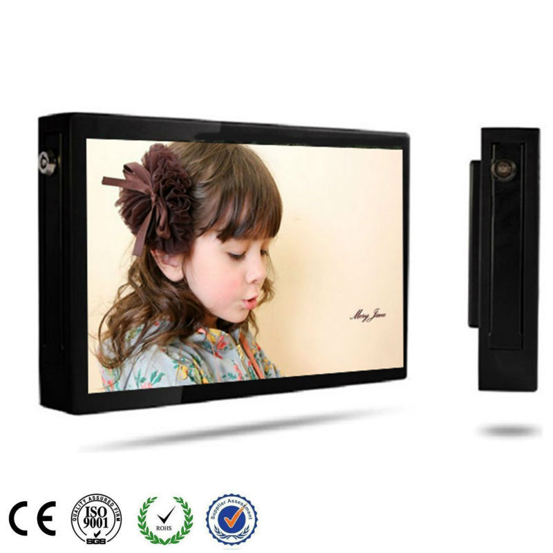 12 inch LCD Digital Touch Screen