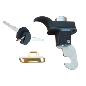 Bus body parts auto back warehouse luggage door lock HC-B-10039