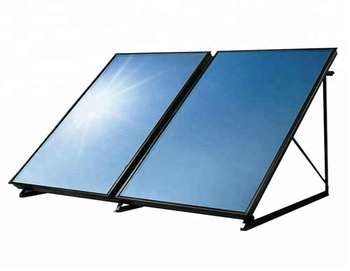 Blue Coating Water Flat Solar Panel OEM Supplied