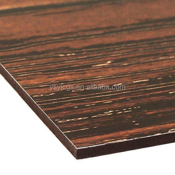 Acp Decorative Wall Panel Wood Aluminum Grain Composite Outdoor Interior Paneling
