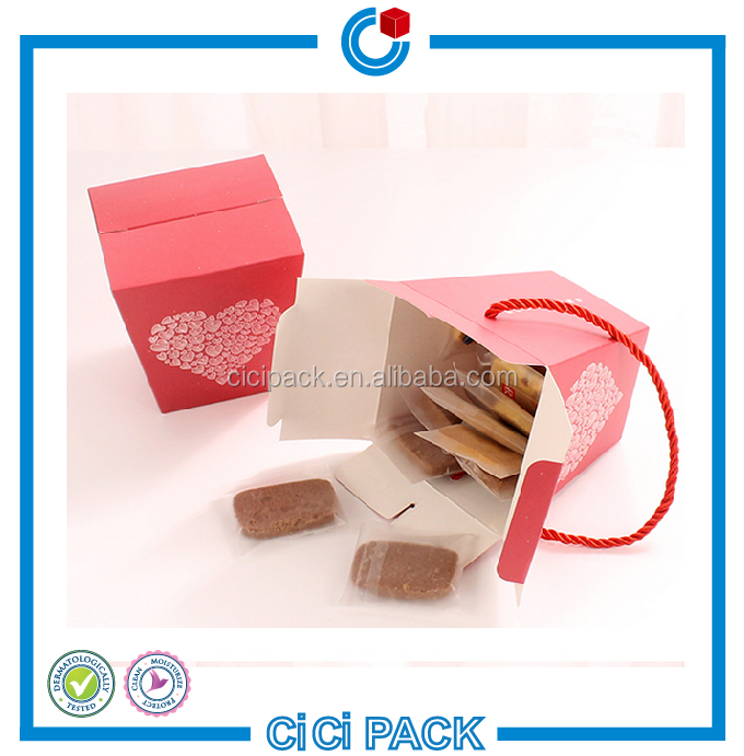 Selling offset printing machine price list portable gift box unique wedding favors tin candy box