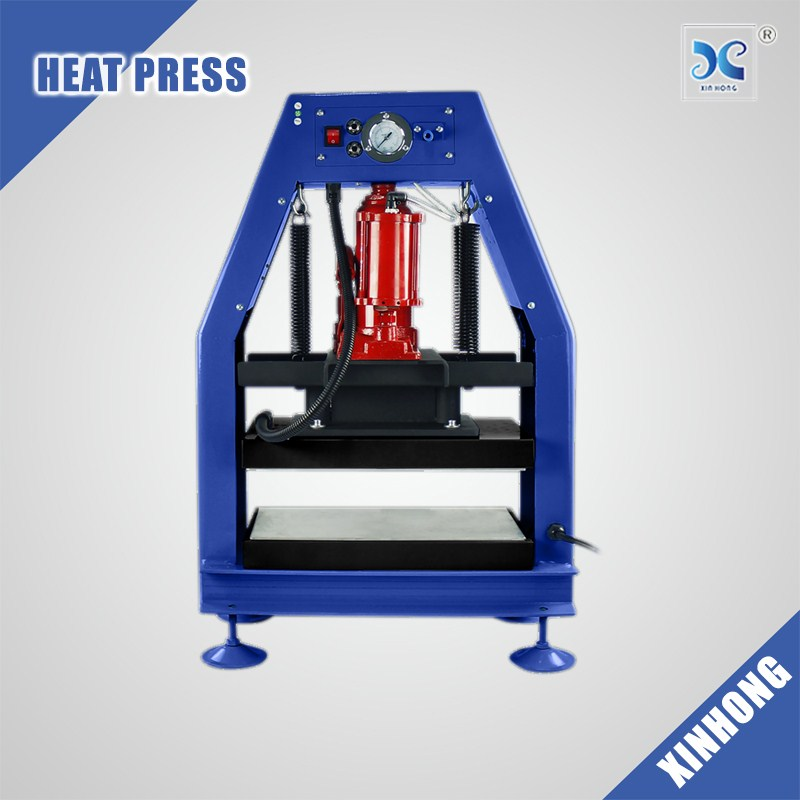 12 Ton Dual Heating Plate Hydraulic Pneumatic Heat Rosin Press