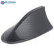 High Performance Shark Fin Antenna Carbon Fiber Car Shark Fin Roof Antenna Radio FM/AM Decorate Aerial forBMW