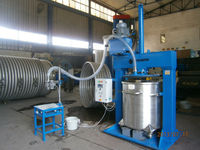 PASTE PRESS MACHINE Fondant PRESS WITH VACUUM SYSTEM ATILIM BRAND