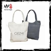 New design canvas wine bottle shoe shopping bags