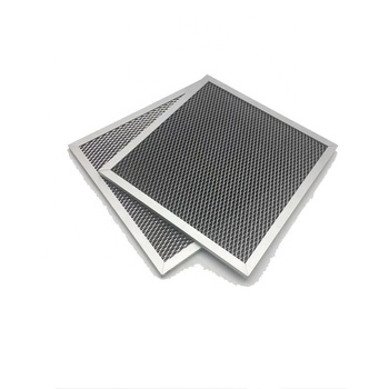 High quality reliable design washable nylon metal mesh air filter