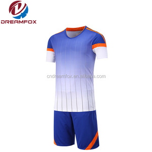e2d0901d3d4 High Quality customized soccer wear 100% polyester sublimation football jersey  custom made soccer jersey clothing