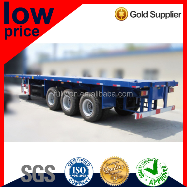 China Factory 40' Container Semitrailer