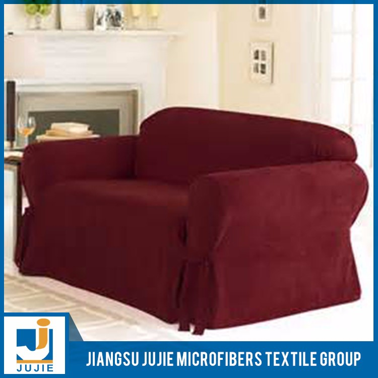 flexible lavable en daim stretch housse de canap customed plaine housse de canap design. Black Bedroom Furniture Sets. Home Design Ideas
