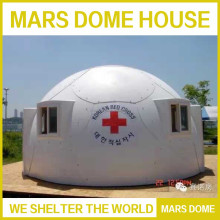 RED CROSS supplier refugee prefab house, prefab home, prefab shelter in alibaba shop