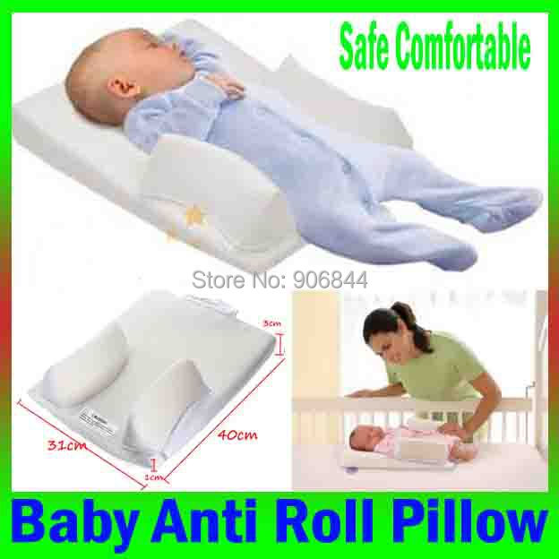 Buy Baby Infant Newborn Anti Roll Pillow Ultimate Sleep