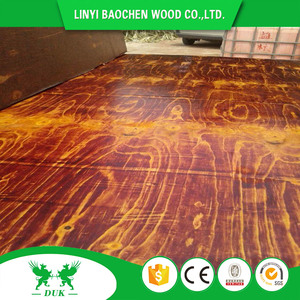 12mm Pine Faced Construction Plywood price