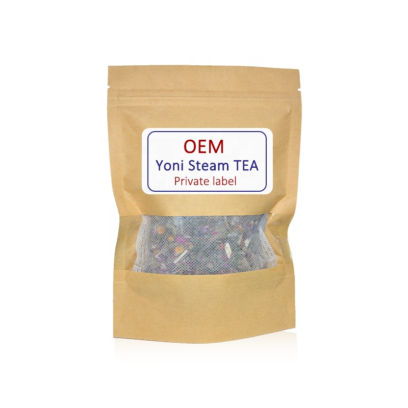 OEM or Private label Female Healthcare Yoni Steam Herbs Vaginal Steam Tea for Vagina Cleaning