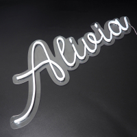 Custom Neon Acrylic Sign LED Custom Flex Neon Light Sign