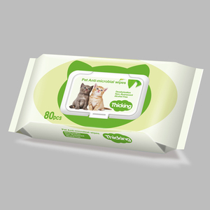 OEM Puppy Wet Wipes Promo Cat Eye Dog Ears Cleaning with Neem Oil Products for Cleaning the Ear