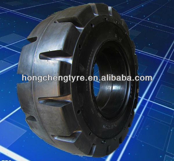 high quality17.5-25 otr inflatable solid tire