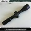 welcomed illuminated black matte red green sight rifle scope