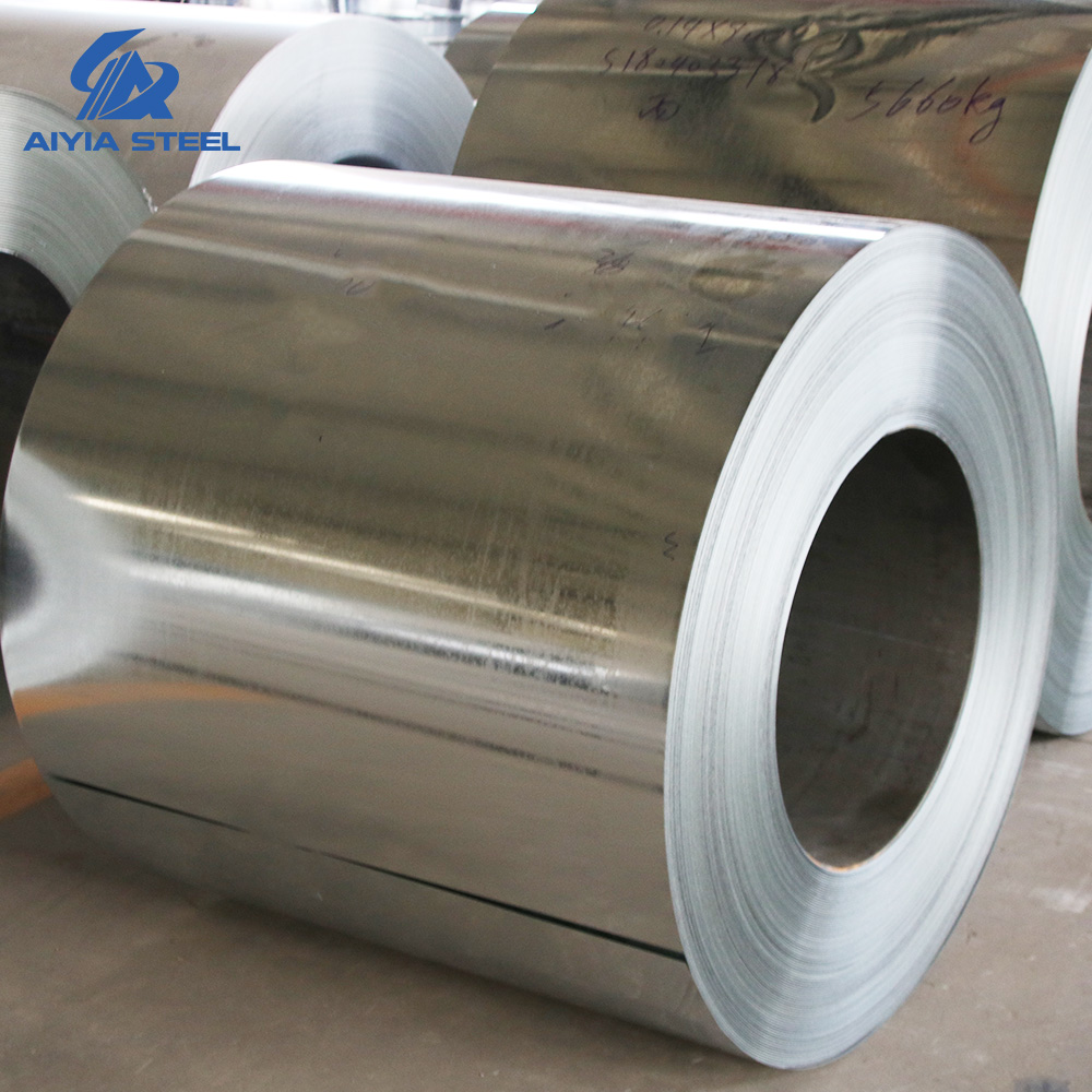 AIYIA HDGI Hot Prime Secondary Dipped Galvanized Steel Roofing Coils and Sheets Rolls