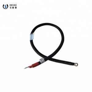 battery cable 803604539 XGXD1200-10 xcmg loader parts