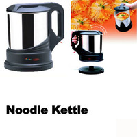 Stainless Steel Large Capacity Cordless Electric kettle Noodle kettle