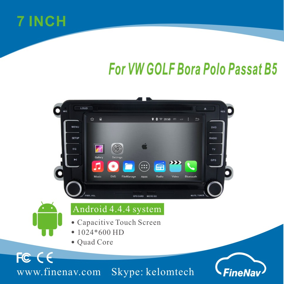 2015 newest android car radio for vw golf polo mk5 passat. Black Bedroom Furniture Sets. Home Design Ideas