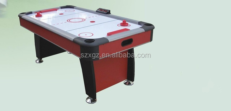 Hot sale new design Indoor amusement air hockey table, Table Top Air Hockey
