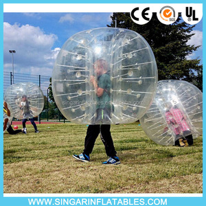 Genuine 100% TPU inflatable human hamster ball, inflatable belly bump ball,inflatable bouncy ball buy