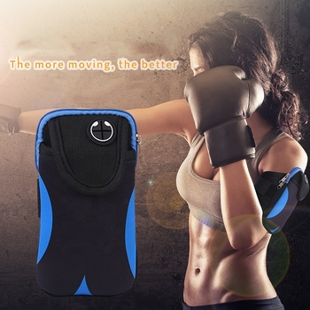2019 Sports Outdoor waterproof Smart Personalized Mobile Phone Armband