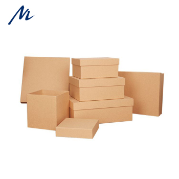 Custom Logo 7Pcs Cosmetic Packing Large Gift Paper Carton Box