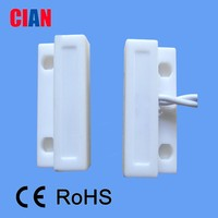 Switch Reed Alarm Security Door Window Contact Magnetic Home Safe