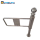 Stainless Steel Control Sensor Automatic Supermarket Entrance Swing Gate