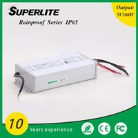 110V-220V LED Power Supply LED Driver 5V 300W 230W AC To 5V AC LED Transformer