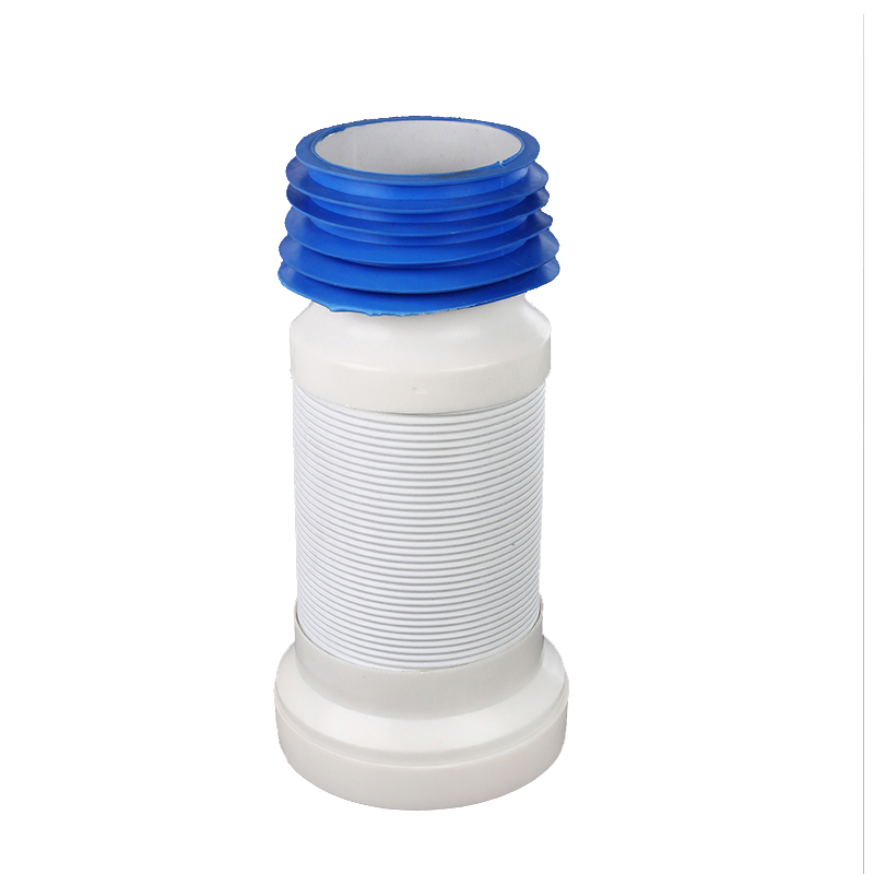 4 inch Plastic Kitchen&Bathroom fittings flexible waste pipe <strong>PVC</strong>