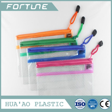 zipper pen bags for manufacturer pvc roll film