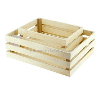 Customized Logo Handicraft Mini Wooden Crates Wholesale Buy Mini Wooden Crateswooden Crates Wholesalehandicraft Mini Wooden Crates Wholesale