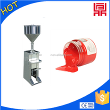 wholesale price paint auto filling machine for pet jar