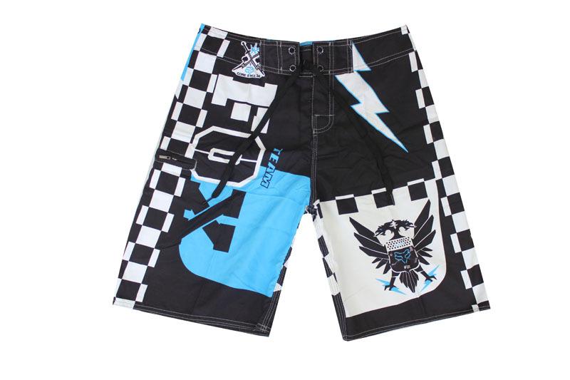 b8930fe79c026 Get Quotations · fox board shorts brand men swimsuit beach pants surfing  boardshorts sae surfswim swimming surf short swimwear