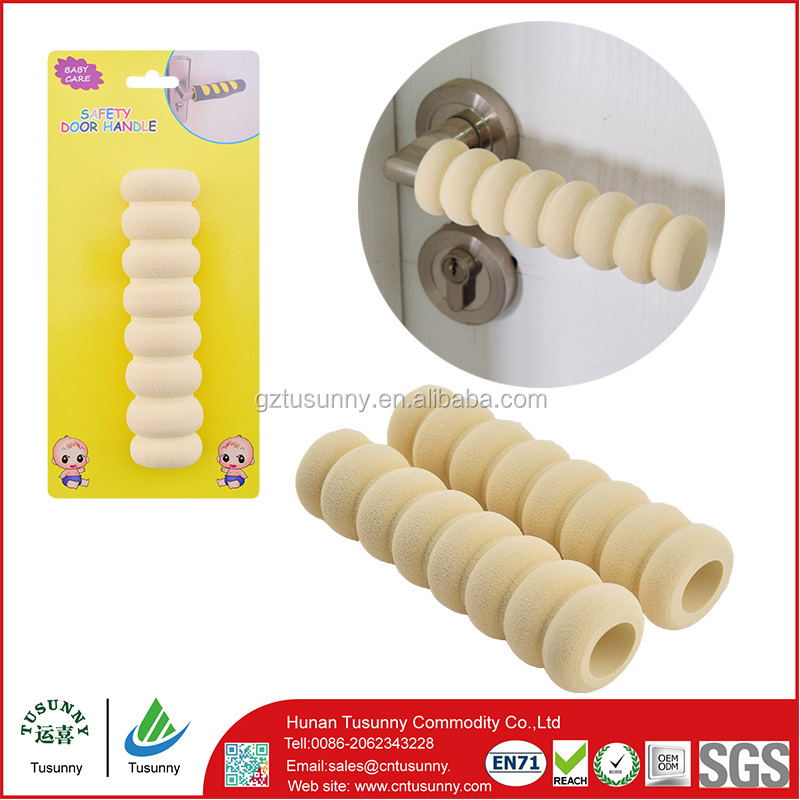 Baby Proofing Soft Door Knob Covers Rubber Handle Cover Buy