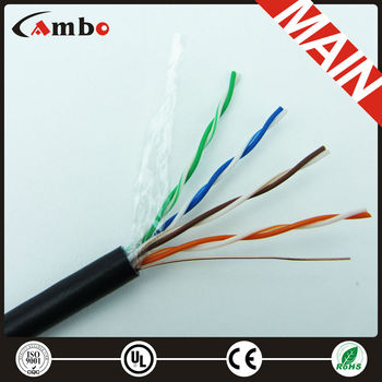 China Suppliers High Quality 550mhz Single Jacket Utp Cat5e ...
