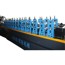 Direct factory high quality steel frame c z purlin roll forming machine u track forming machine